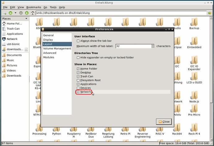 PCManFM%20-%20Network