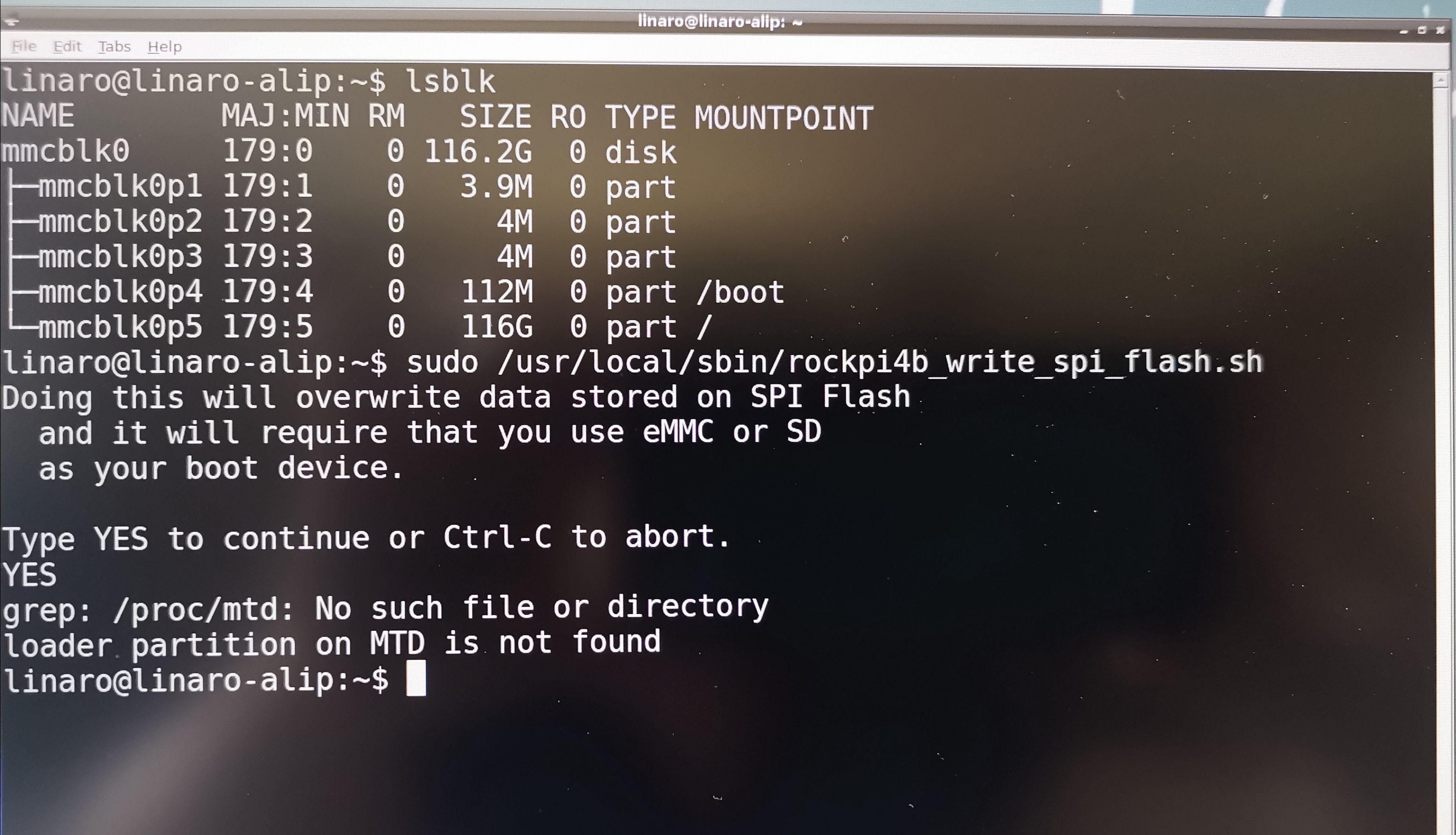 SPI + NVMe booting(beta) - Using ROCK Pi 4 - Radxa Forum