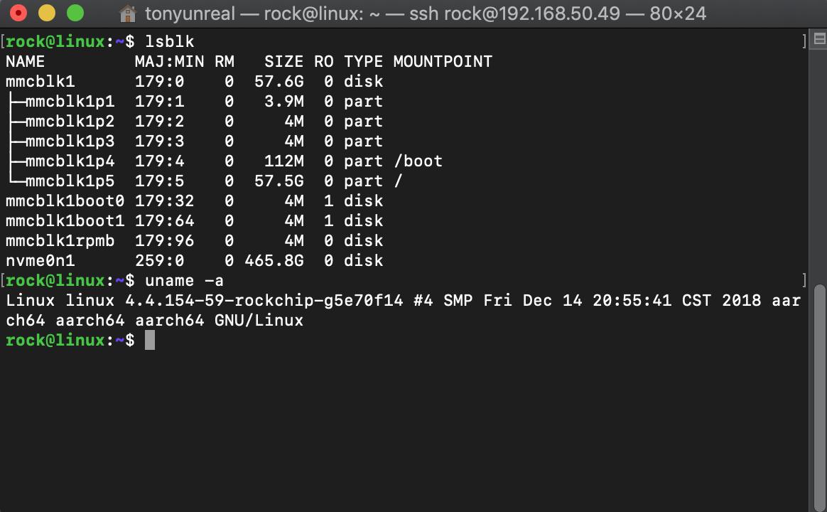 Issue wtith SSD - Using ROCK Pi 4 - Radxa Forum