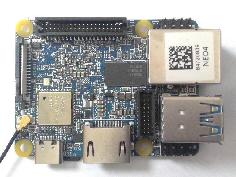 Raspberry pi 4 model b - Hardware and peripherals - Radxa Forum