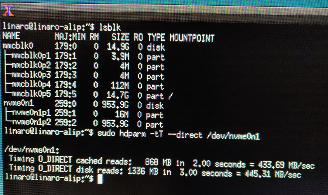 NVME not detected - Hardware and peripherals - Radxa Forum