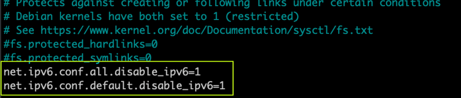 Static IP setup on wired nic port | rockpi4b-ubuntu-bionic