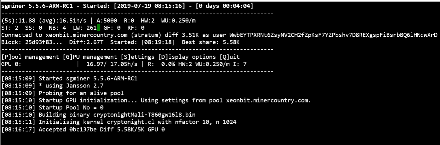 Creating an updated OpenCL GPU Miner - Development and
