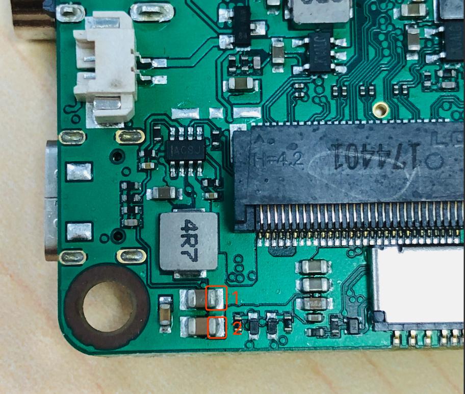 M 2 NVMe Intel 1TB 660P Not reconized on Ubuntu Server - Hardware
